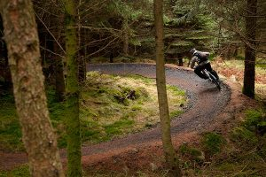 World famous mountain bike trials © FCS