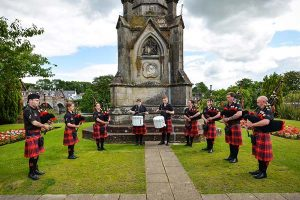 Pipe Band © Stephen Jolly Photography